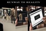 Burberry iPad app