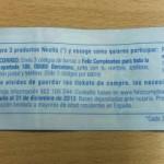 Nestlé mala campaña con códigos QR